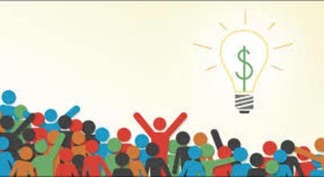 Crowdsourcing and crowdfunding